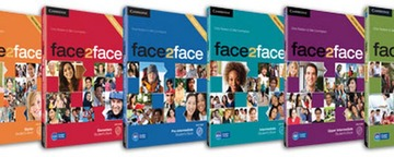 face2face English course