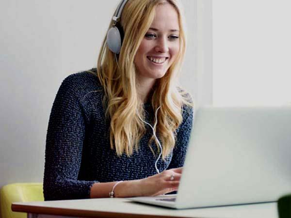 online conversation course