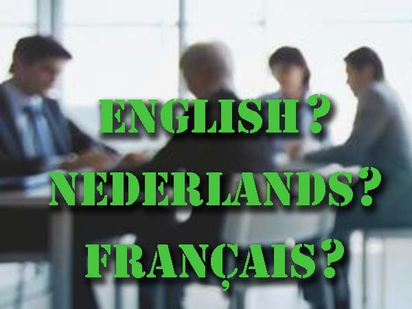 business English Brussels