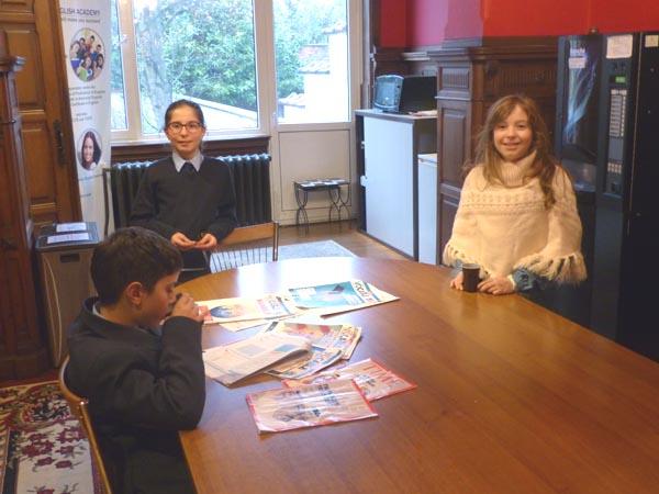 Engels Brussel kinderen