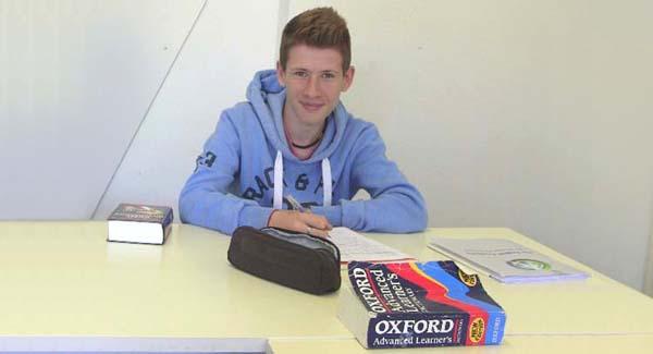 intensieve lessen Engels voor tieners